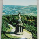 POSTCARD Germany,das hermannsdenkmal,Hermann Monument