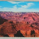 VINTAGE POSTCARD National Parks,Grand Canyon,Crimson Sandstone