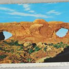 VINTAGE POSTCARD National Parks,Arches National Park,Spectacles