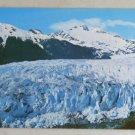 VINTAGE POSTCARD Alaska,Juneau,Mendenhall Glacier Chrome