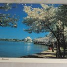 VINTAGE POSTCARD District of Columbia,Jefferson Memorial,1981