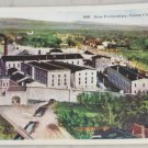 VINTAGE POSTCARD Colorado,Canon City,State Penitentiary -White Border