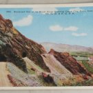 VINTAGE POSTCARD Colorado,Canon City,Boulevard from Royal Gorge - White Border