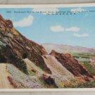 VINTAGE POSTCARD Colorado,Canon City,Boulevard from Royal Gorge - White Border