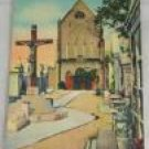 VINTAGE POSTCARD Louisiana,New Orleans,St. Roch's Chapel,Litho