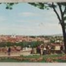 VINTAGE POSTCARD Italy,Rome,Giancola, Panoramic view 1980
