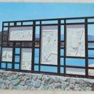 POSTCARD California,Whiskeytown Lake,Kennedy Memorial