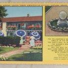 VINTAGE POSTCARD Oregon,Portland,1949  Lambert Gardens Curteich