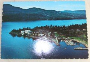 VINTAGE POSTCARD Washington,Orcas Island,Rosario Resort