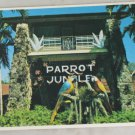 VINTAGE POSTCARD Florida,Parrot Jungle,Performers