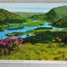 VINTAGE POSTCARD Ireland,Co.Kerry, Ladies View near Killarney