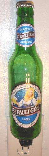 St. Pauli Girl Light Hand Crafted Beer Bottle Night Light