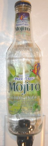 Parrot Bay Mojito Hand Crafted Beer Bottle Night Light