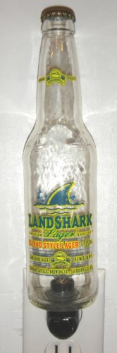 LandShark Hand Crafted Beer Bottle Night Light