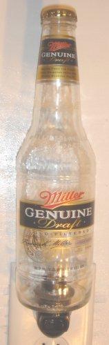 Miller Genuine Draft Crafted Beer Bottle Night Light
