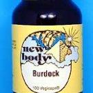 Burdock (Arctium lappa)