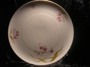 Eschenbach China Dinner Plate Bavaria P862  10.5""