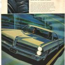 65 Pontiac 2+2 1965 Magazine Ad