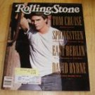 Rolling Stone Magazine # 569 1990 Tom Cruise Cover