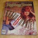 Rolling Stone Magazine # 577 1990 Bonnie Raitt Cover