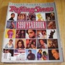 Rolling Stone Magazine # 593 & 594 Double Issue 1990 Yearbook