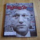 Rolling Stone Magazine # 799 1998 Bill Clinton Cover