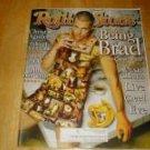 Rolling Stone Magazine # 824 1999 Brad Pitt Cover