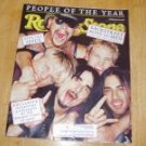 Rolling Stone Magazine # 856 & 857 2000 Double Issue Backstreet Boys Cover