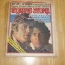 Rolling Stone Magazine # 210 1976 Dustin Hoffman, Robert Redford Cover
