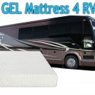 8-Inch GEL Memory Foam HD RV Mattress-SHORT QUEEN Size