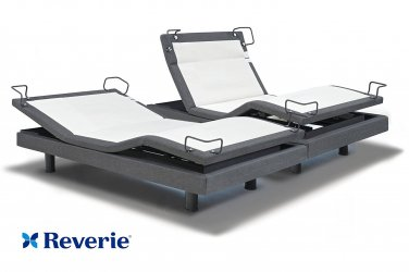 Reverie 8Q Adjustable Bed Base-SPLIT KING with SETUP