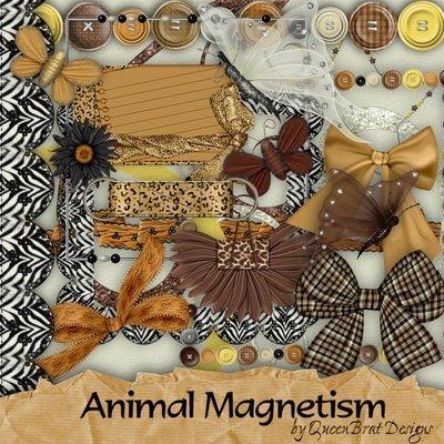 Animal Magnetism Scrappers Kit