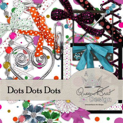 Dots Dots Dots Scrappers Kit