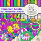Summer Luvin' Scrappers Kit