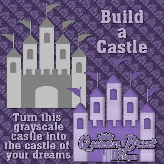 Build A Castle Template