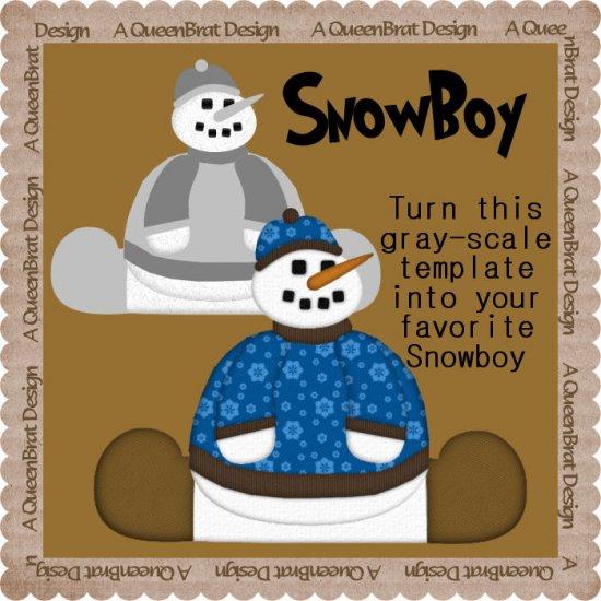 Snowboy Template