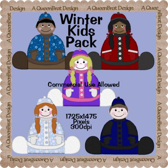 Winter Kids Pack