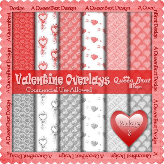 Valentine Overlays 3 - Tagger Size