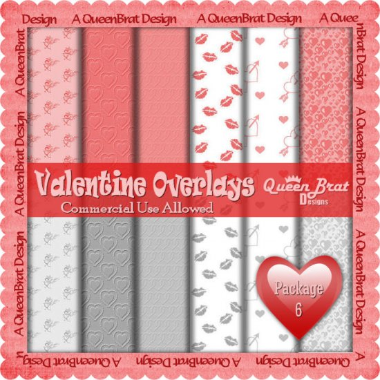 Valentine Overlays 6 - Tagger Size
