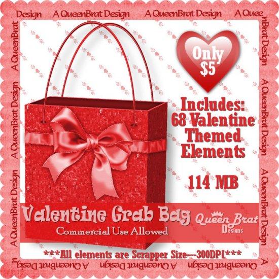 Valentine Grab Bag - Scrapper Size
