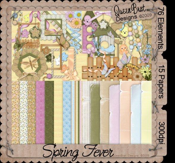 Spring Fever Scrappers