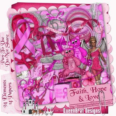 Faith, Hope, & Love Scrapper