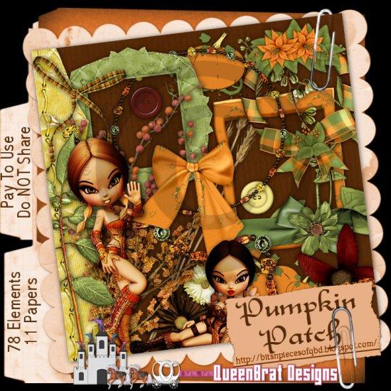 Pumpkin Patch Scrapper