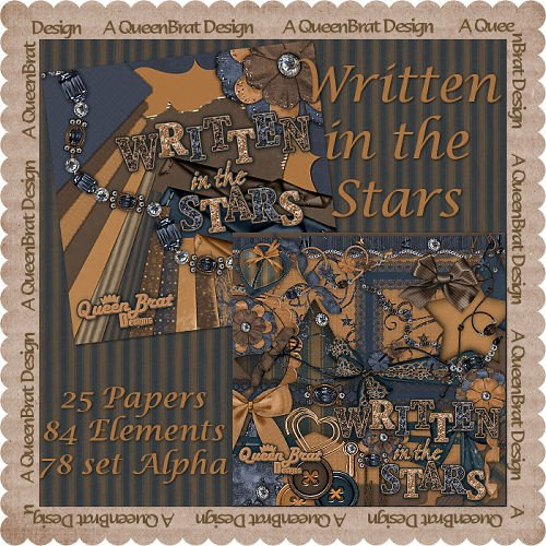 Written In The Stars Scrappers
