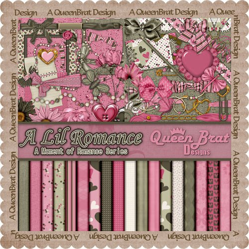 A Lil Romance Scrappers Kit
