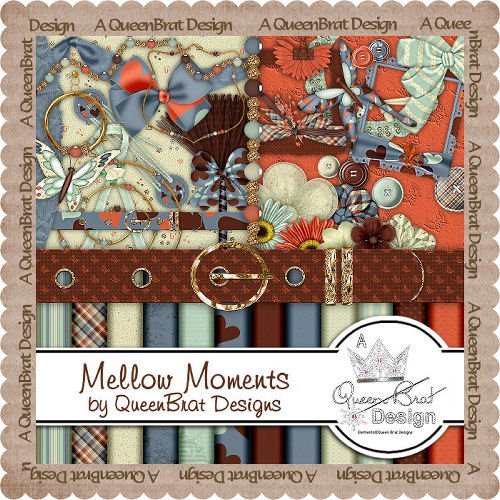 Mellow Moments Scrappers Kit