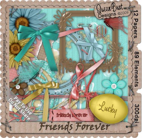 Friends Forever Scrapper