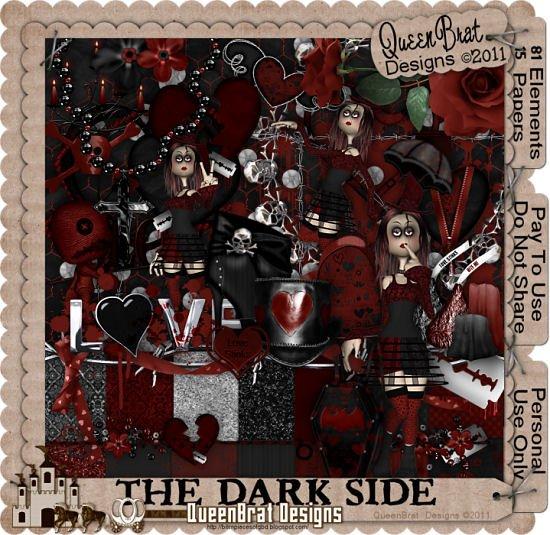 The Dark Side Scrapper