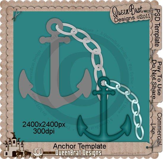 Anchor Template