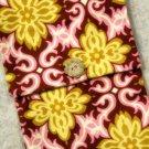 Pinkilicious diaper clutch